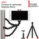 Joby GripTight GorillaPod Magnetic Smartphone Mount/Holder | Tripod Stand | XL | Black & Red