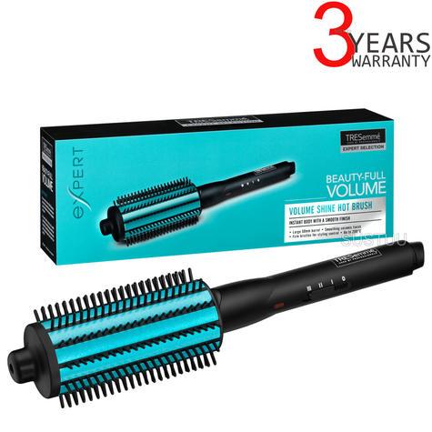 TRESemme Volume Shine Hot Brush/Comb | 50mm Ceramic Barrel | 200C Heat Blower | 2807BU Thumbnail 1
