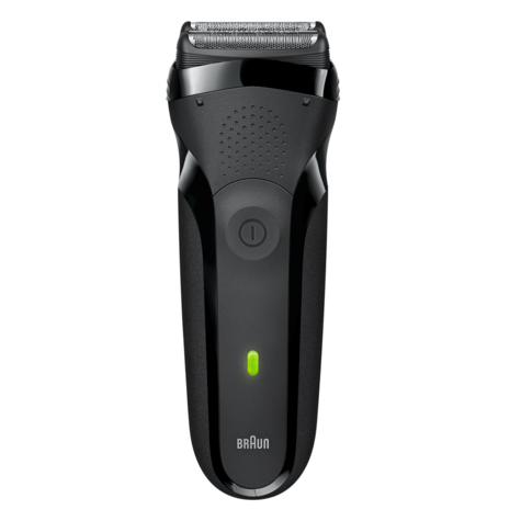 Braun Series3 300s Men Electric Clean Shaver|Rechargeable|Waterproof|Black|NEW Thumbnail 3