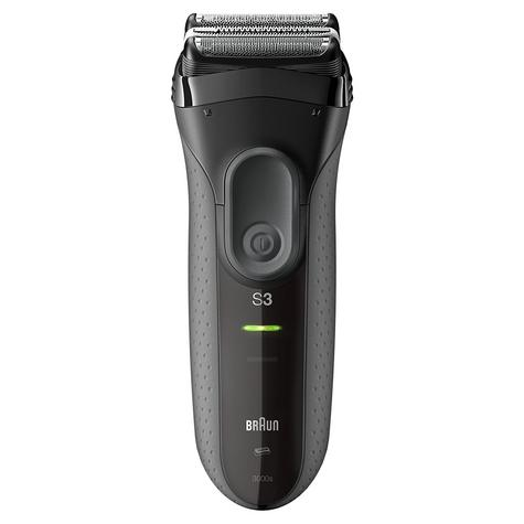 Braun Series 3 ProSkin 3000s Men Electric Rechargeable Shaver| Smooth Razor| Black Thumbnail 2
