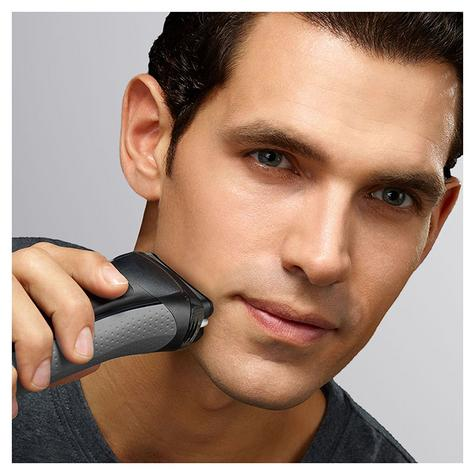 Braun Series 3 ProSkin 3000s Men Electric Rechargeable Shaver| Smooth Razor| Black Thumbnail 5