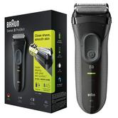 Braun Series 3 ProSkin 3000s Men Electric Rechargeable Shaver| Smooth Razor| Black