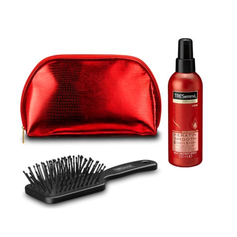 Tresemme Luxurious Hair Dryer Set | Keratin Smooth Heat | Paddle Brush | 2200W | 5543FGU Thumbnail 3