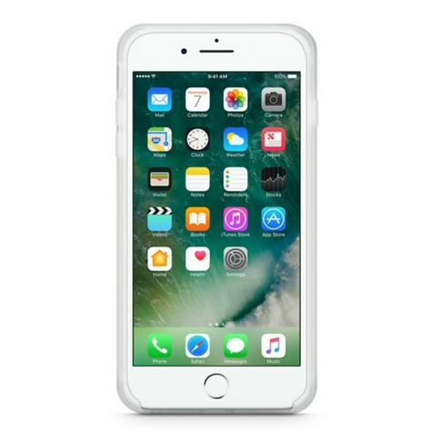 LuMee Duo LED Phone Selfie Case For iPhone 6/6S/7/8 Plus|Soft-Slim-Sleek|Matte Rose Thumbnail 4