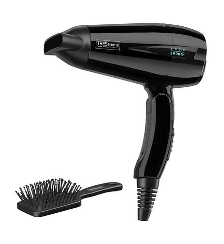 Tresemme Travel Portable Hair Dryer | Light Weight & Compact | Multi-Voltage | 5549U Thumbnail 2