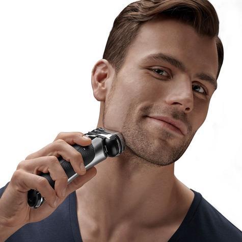 Braun Series 9 9290cc Men's Electric Foil Shaver|Wet/Dry|PopUp Precision Trimmer - Silver Thumbnail 8