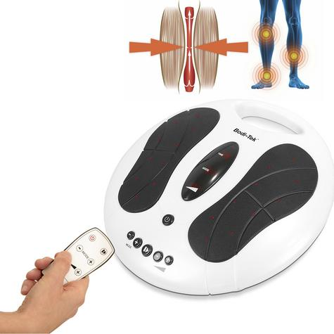 Bodi-Tek Circulation Plus Active Foot Leg Massager | Remote Control -Timer | BODCRBO Thumbnail 1
