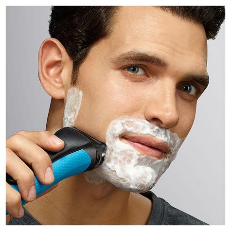 Braun 3010BT Series 3 Shave & Style Mens Shaver|Wet & Dry|Electric Razor Trimmer Thumbnail 2
