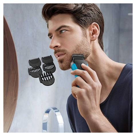 Braun 3010BT Series 3 Shave & Style Mens Shaver|Wet & Dry|Electric Razor Trimmer Thumbnail 3