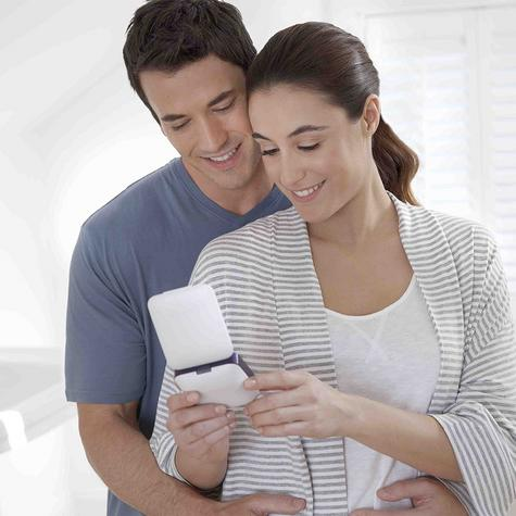 Clearblue Advanced Fertility Monitor   Intuitive Touch Screen   Home Pregnancy Test   Thumbnail 8