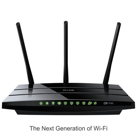 TP-Link ARCHER C7|AC1750 Wireless Dual Band Gigabit Router|802.11ac Wi-Fi|2 USB Thumbnail 2
