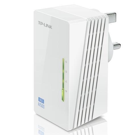 TP-Link TL-WPA4220 300Mbps AV500 WiFi Powerline Extender|WiFi Booster|Hotspot| Thumbnail 2