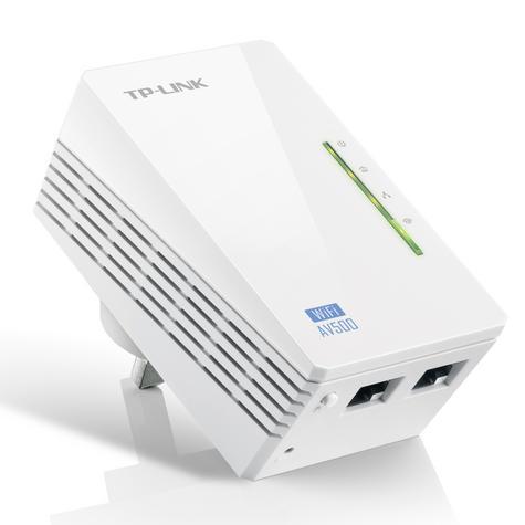 TP-Link TL-WPA4220 300Mbps AV500 WiFi Powerline Extender|WiFi Booster|Hotspot| Thumbnail 5