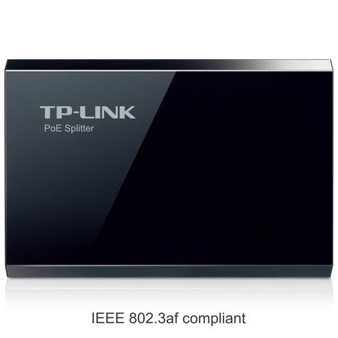 TP-Link TL-POE10R PoE Splitter|IEEE 802.3af Compliant|Plug-and-Play|Up to 100mtr Thumbnail 3