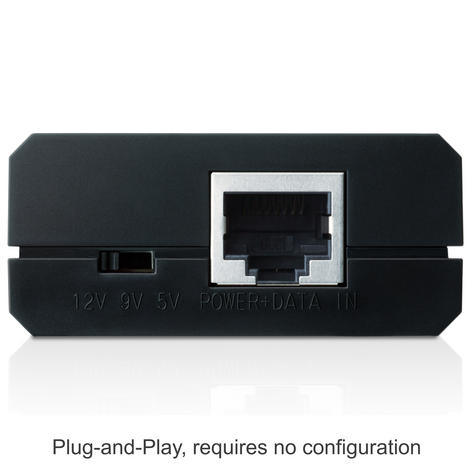 TP-Link TL-POE10R PoE Splitter|IEEE 802.3af Compliant|Plug-and-Play|Up to 100mtr Thumbnail 5