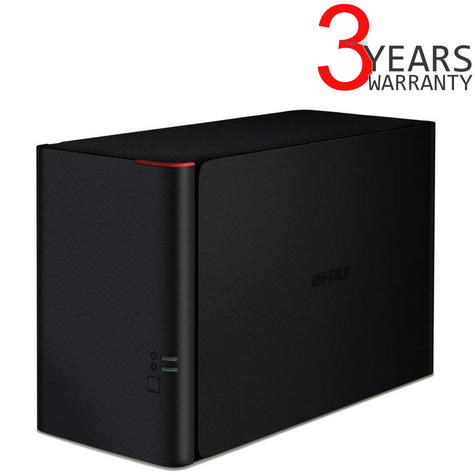 Buffalo TeraStation TS1200D0402-EU 4TB (2x2TB) Desktop Network Attached Storage Thumbnail 1