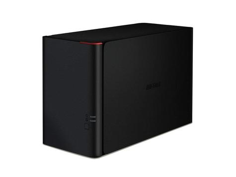 Buffalo TeraStation TS1200D0402-EU 4TB (2x2TB) Desktop Network Attached Storage Thumbnail 2