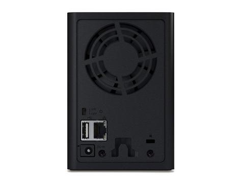Buffalo TeraStation 1200 Series 8TB(2x4TB) 2Bay Desktop Network Attached Storage Thumbnail 3