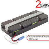 APC RBC31 Replacement Battery Cartridge #31/Refill|UPS Battery|Power Back Up Kit