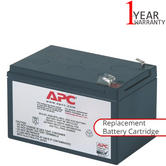 APC RBC4 Replacement Battery Cartridge Kit #4 Power/Temperature Solution Support