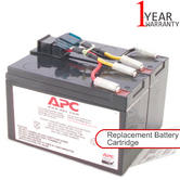 APC RBC48 Replacement Battery Cartridge #48|Power/Temperature Solution Support|