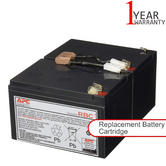 APC RBC6 Replacement Battery Cartridge #6?Power/Temperature Solution Support?