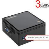 Gigabyte Brix BXBT-2807 Mini PC Intel Celeron Ultra Compact PC Kit - Barebones