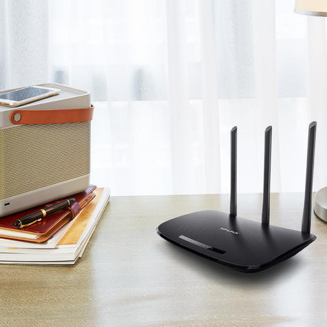 TP-Link TL-WR940N|450Mbps Wireless N Router|N Speed & Range|Use for Home-Offices Thumbnail 5