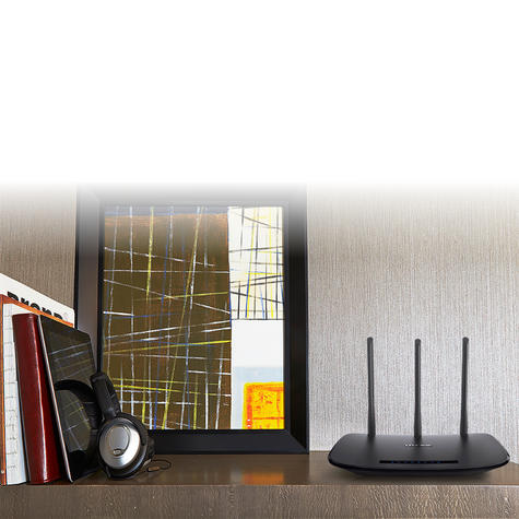 TP-Link TL-WR940N|450Mbps Wireless N Router|N Speed & Range|Use for Home-Offices Thumbnail 6