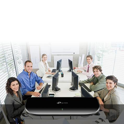 TP-Link TL-SG1008D V6 8-Port Gigabit Desktop Switch Auto MDI/ MDIX 10x faster Thumbnail 7