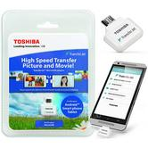 Toshiba TransferJet MicroUSB Adapter   Wireless Quickly Tranfer   For Smartphones/Tablets