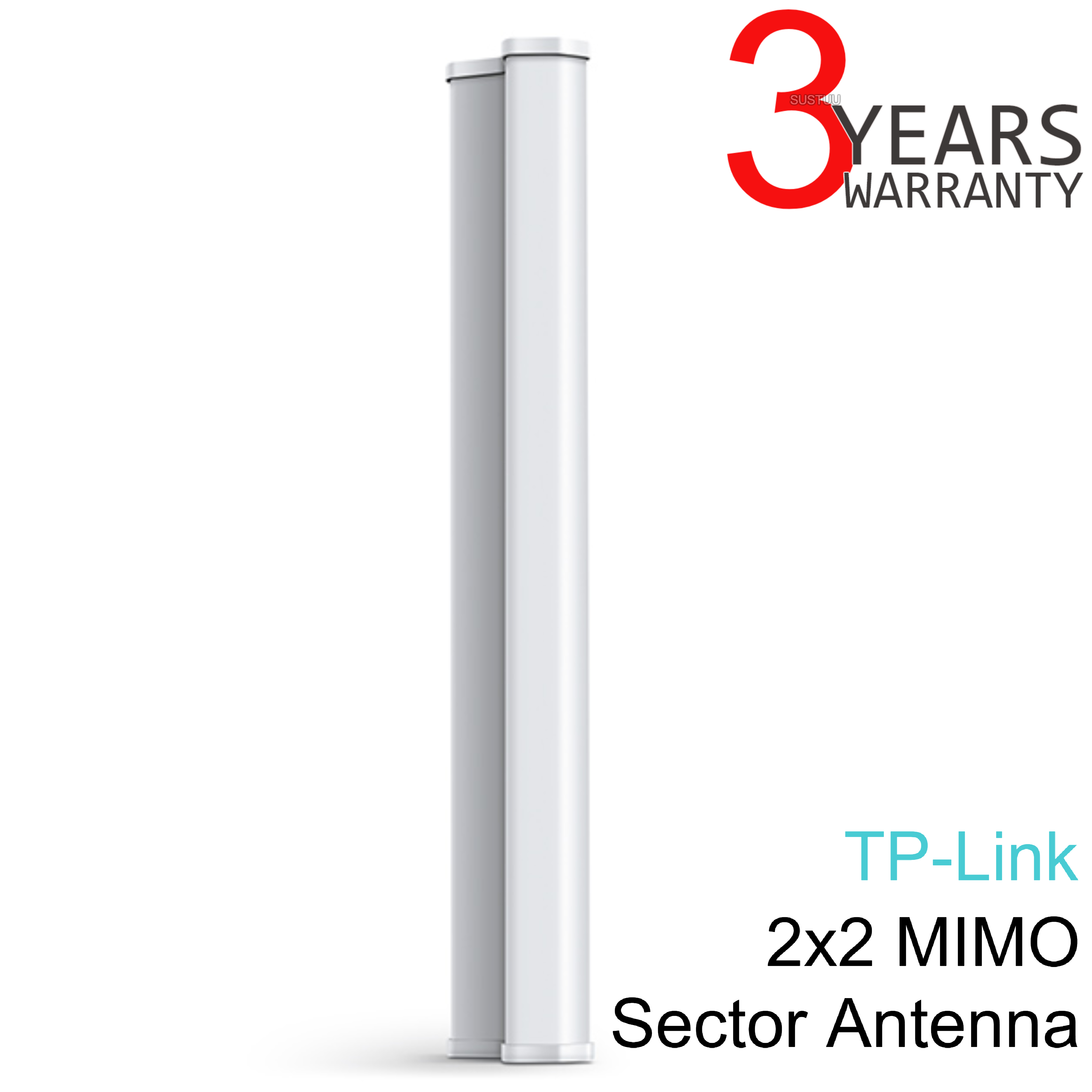 TP-Link TL-ANT5819MS|5GHz 19dBi 2x2 MIMO Sector Antenna|Weatherproof Design
