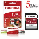 Toshiba EXCERIA N302 128GB Micro SD with Adap | 90MB/S | 4K & Full HD Record | For Phone & Camera