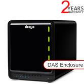 Drobo DDR4A31 5C 5 Bay DAS Enclosure|Power Interruptions Protector|Backup Device