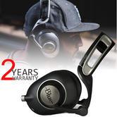 Blue Microphones Sadie Over-Ear Headphones | Built-in Audiophile Amplifier | Black