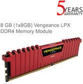 Corsair 8GB Vengeance LPX DDR4 C14High Performance Desktop Memory Module | 2400MHz