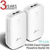TP-Link AV2000 2-port Gigabit Powerline Starter-TL-PA9020 KIT|HomePlug AV2