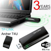 TP-Link ARCHER T4U V2?AC1300 Wireless Dual Band USB Adapter?1200 Mbps?802.11ac