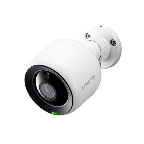 Samsung SNH-V6430BNH/UK SmartCam 1080p Full HD WiFi/ PoE Indoor & Outdoor Camera | Weather-Resistant Thumbnail 4