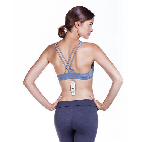 Upright PRO Smart Wearable Posture Trainer Lower Back Free IOS Android App White Thumbnail 7