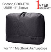 """Cocoon GRID-IT! UBER 11"""" Sleeve CLS2351CH-NA 