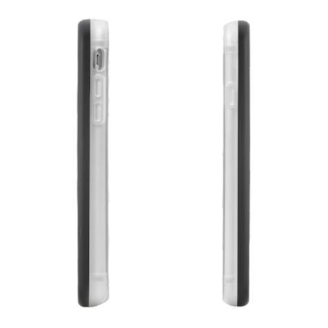 LuMee Two LED Phone Selfie Case iPhone 6/6S/7/8|L2-IP7-BLK|Slim-Sleek|Black Matte Thumbnail 3