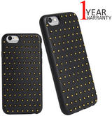 Agent 18 iPhone 6/6s Edgevest Case | Anti-static Finish | Drop Protection | Black/Gold