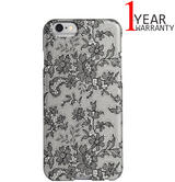Agent 18 iPone 6/6s plus Slimshield Case | 1mm Thin | Integrated Notch | Fishnet Lace