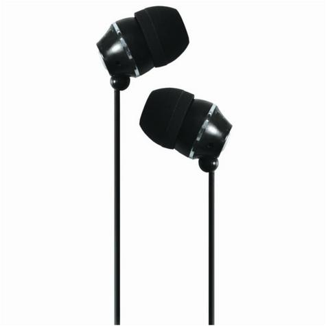 Jivo JI-1060B Jellies In-Ear Noise Isolating Earphone|Soft & Comfy|Liquorice|New Thumbnail 2