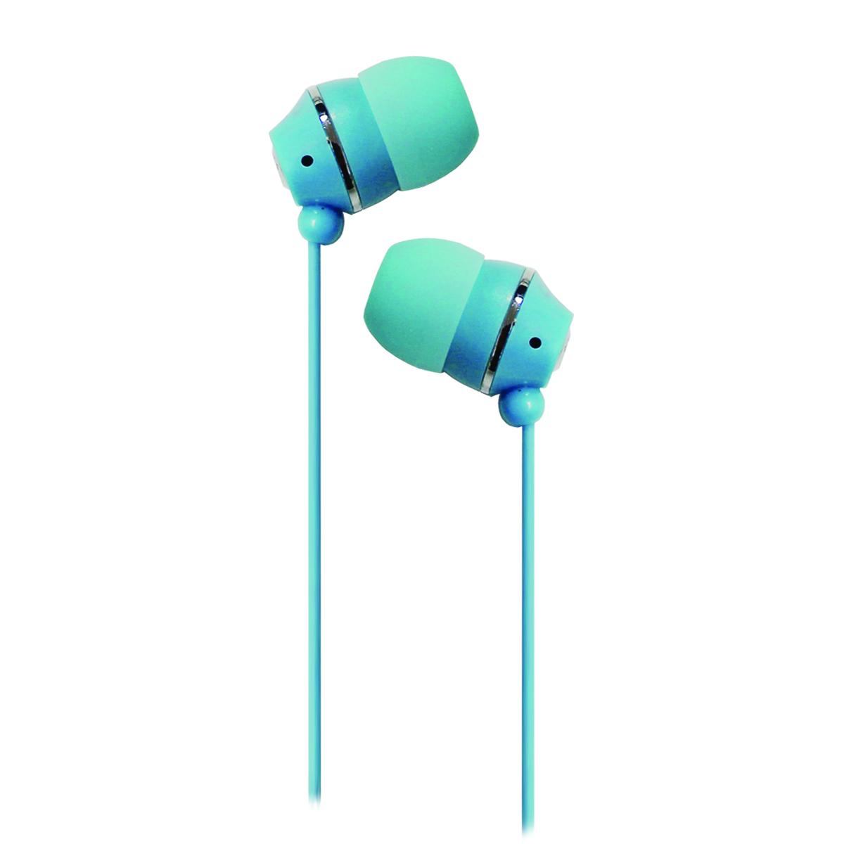 Jivo JI-1060BL Jellies In-Ear Noise Isolating Earphone|Soft & Comfy|Blueberry|New Thumbnail 6