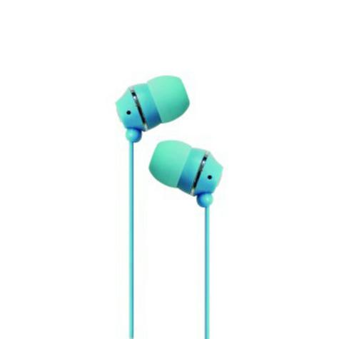 Jivo JI-1060BL Jellies In-Ear Noise Isolating Earphone|Soft & Comfy|Blueberry|New Thumbnail 2