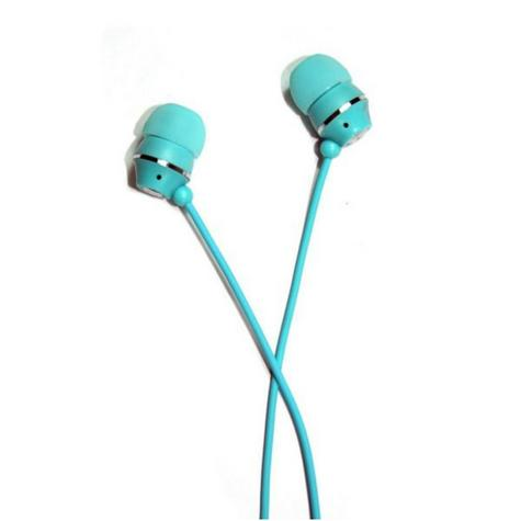 Jivo JI-1060BL Jellies In-Ear Noise Isolating Earphone|Soft & Comfy|Blueberry|New Thumbnail 3