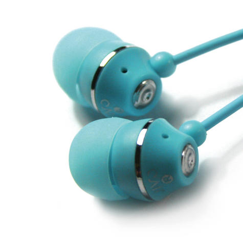 Jivo JI-1060BL Jellies In-Ear Noise Isolating Earphone|Soft & Comfy|Blueberry|New Thumbnail 4