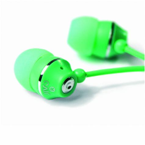 Jivo JI-1060G Jellies In-Ear Noise Isolating Earphone|Soft & Comfy|Light weight|Apple|New Thumbnail 3